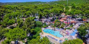 Camping Ceyreste : Ceyreste Aerien (2)