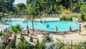 Camping Ceyreste : Piscine Camping La Ciotat