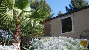 Camping Ceyreste : Exterieur Mobilhome