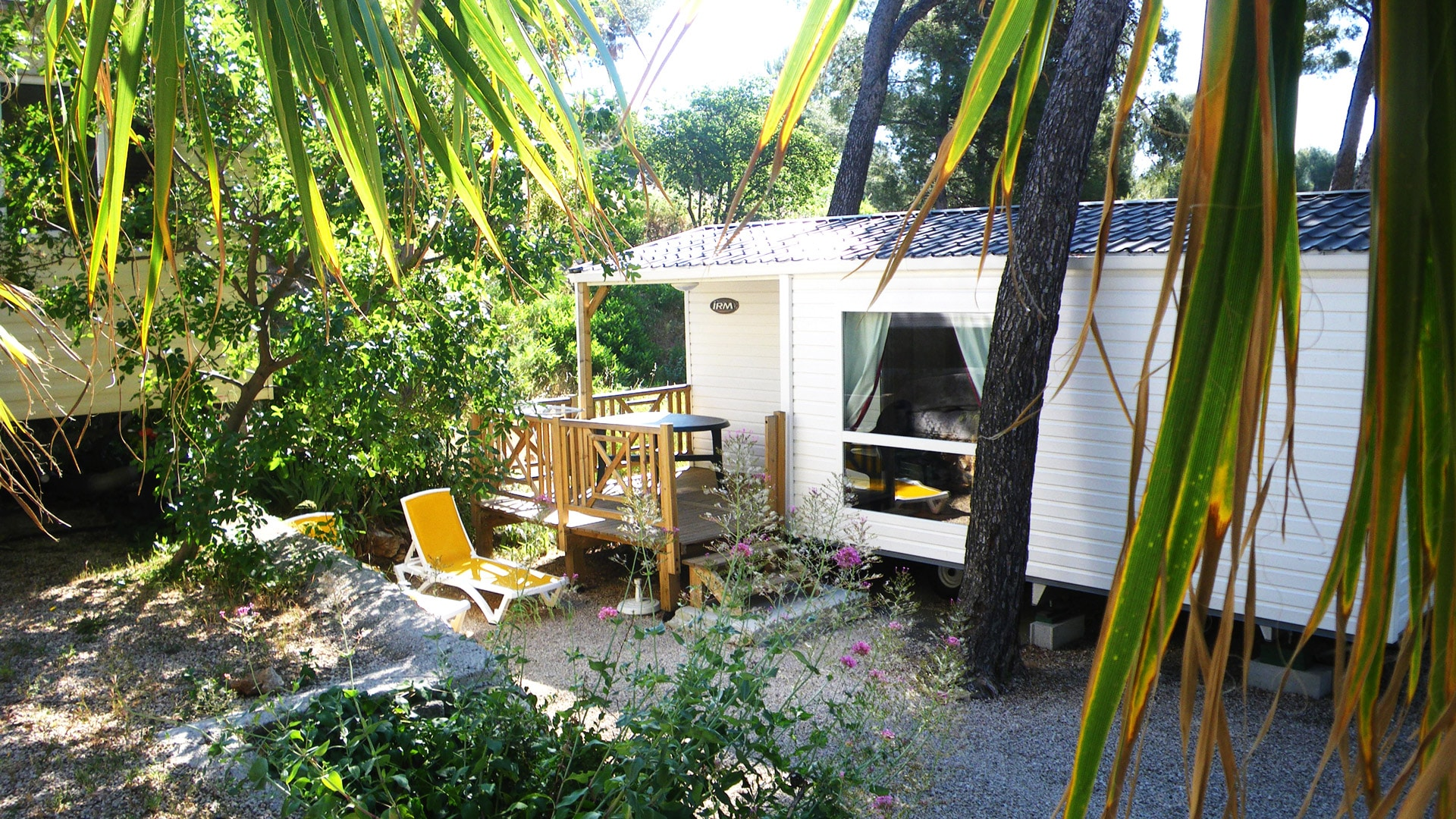 Camping Ceyreste : Mobilhomeext